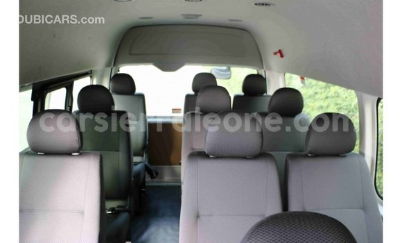 Buy Import Toyota Hiace White Car in Import - Dubai in Kailahun