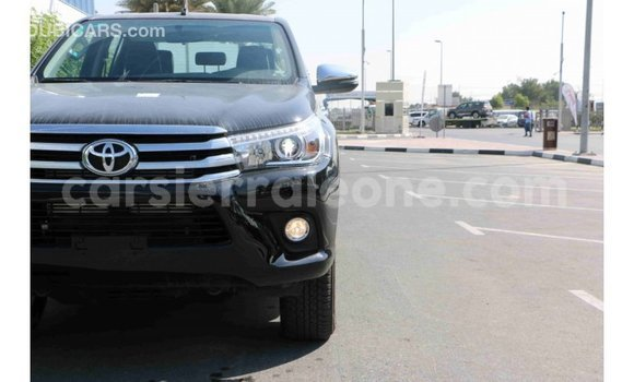 Buy Import Toyota Hilux Black Car in Import - Dubai in Kailahun
