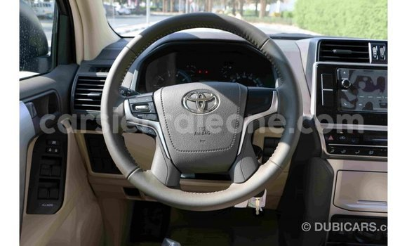 Buy Import Toyota Prado Black Car in Import - Dubai in Kailahun