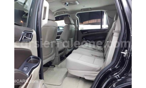Buy Import Chevrolet Tahoe Black Car in Import - Dubai in Kailahun
