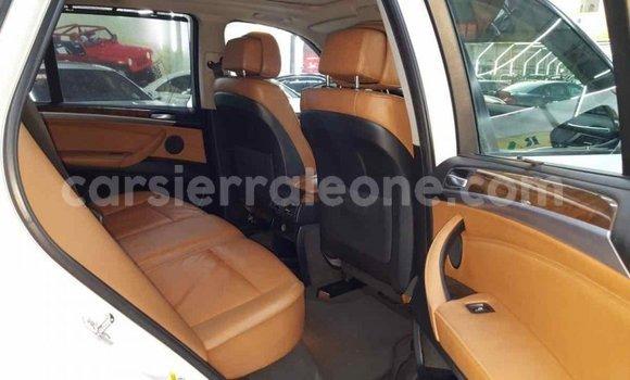 Buy Import BMW X5 White Car in Import - Dubai in Kailahun