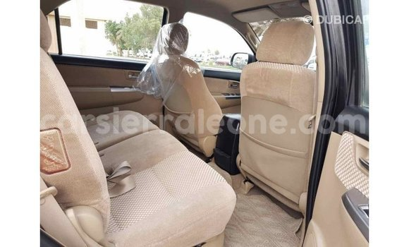 Buy Import Toyota Fortuner Other Car in Import - Dubai in Kailahun