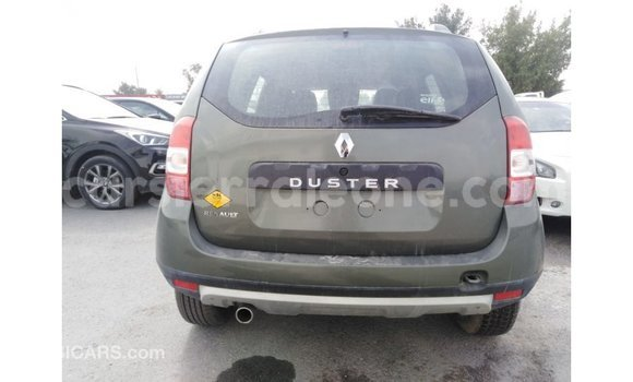 Buy Import Renault Duster Green Car in Import - Dubai in Kailahun