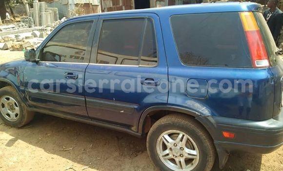Buy Used Honda CR–V Blue Car in Freetown in Western Urban