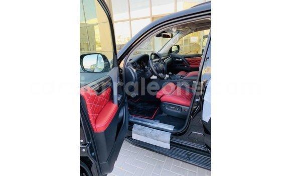 Buy Import Lexus LX Black Car in Import - Dubai in Kailahun