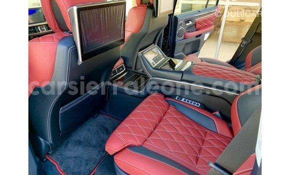 Buy Import Lexus LX White Car in Import - Dubai in Kailahun