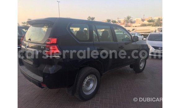 Buy Import Toyota Prado Black Car in Import - Dubai in Kailahun
