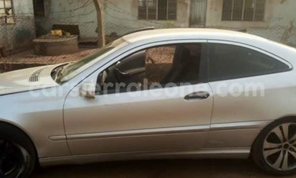 Buy Used Mercedes‒Benz C–Class Silver Car in Freetown in Western Urban