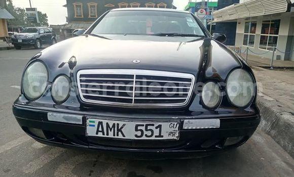 Buy Used Mercedes‒Benz CLK–Class Black Car in Freetown in Western Urban