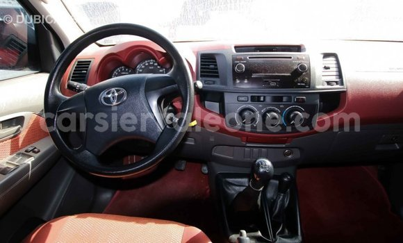 Buy Import Toyota Hilux Red Car in Import - Dubai in Kailahun