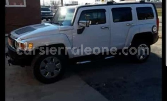 size 40 84d4a f4f41 Buy Used Hummer H3 White Car in Freetown in Western Urban