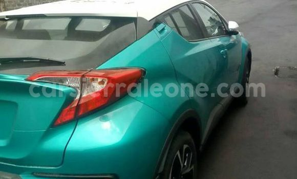 promo code 7966f c98fa Buy Used Toyota C-HR Blue Car in Freetown in Western Urban