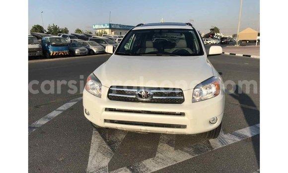 Buy Import Toyota 4Runner White Car in Import - Dubai in Kailahun