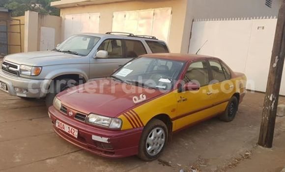 Buy Used Nissan Primera Red Car in Freetown in Western Urban