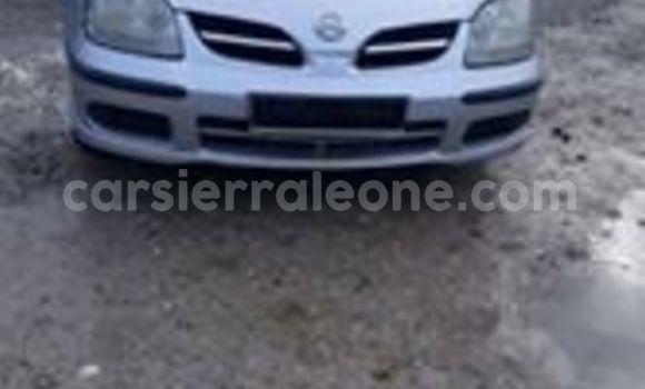 Buy Used Nissan Almera Silver Car in Freetown in Western Urban