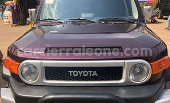 Buy Used Toyota FJ Cruiser Other Car in Freetown in Western Urban