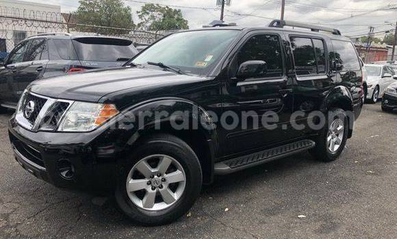 Buy Used Nissan Pathfinder Black Car in Freetown in Western Urban