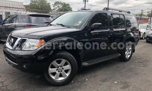 b5812ace335 Buy Used Nissan Pathfinder Black Car in Freetown in Western Urban