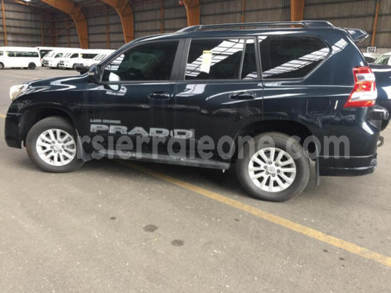 Big with watermark toyota land cruiser prado western urban freetown 5095