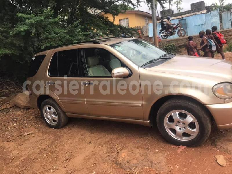 Big with watermark mercedes benz ml class western urban freetown 6616