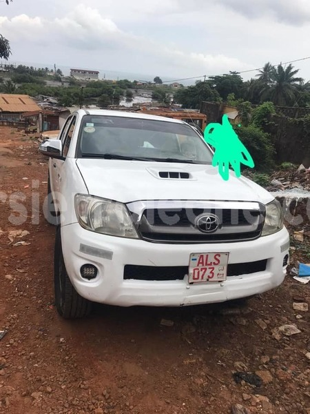 Big with watermark toyota hilux western urban freetown 6622