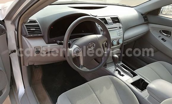 Buy Used Toyota Camry Silver Car in Segbwema in Kailahun