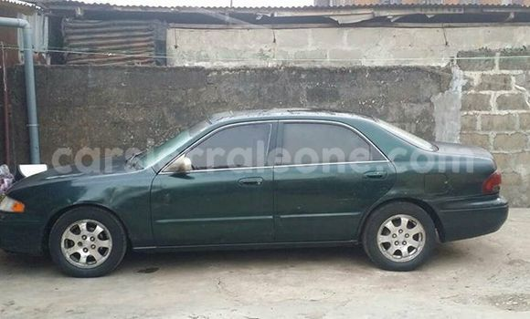 Buy Used Mazda 626 Green Car in Segbwema in Kailahun