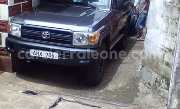 Buy Used Toyota Land Cruiser Other Car in Segbwema in Kailahun