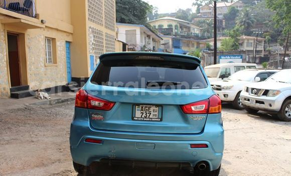 Buy Used Mitsubishi Outlander Other Car in Segbwema in Kailahun