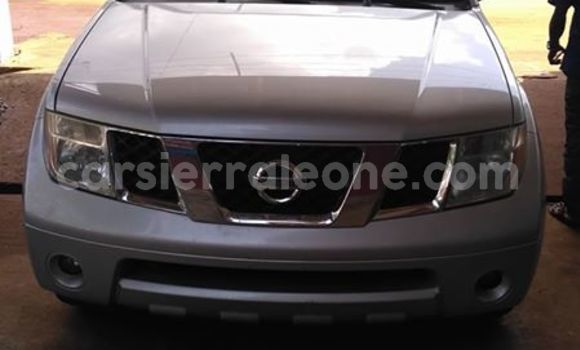Buy Used Nissan Hardbody Silver Car in Segbwema in Kailahun