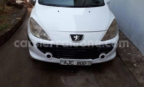 Buy Used Peugeot 307 White Car in Segbwema in Kailahun