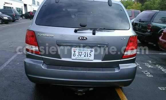 Buy Used Kia Sorento Other Car in Segbwema in Kailahun