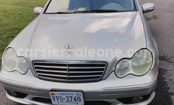 Buy Used Mercedes Benz E–Class Silver Car in Segbwema in Kailahun