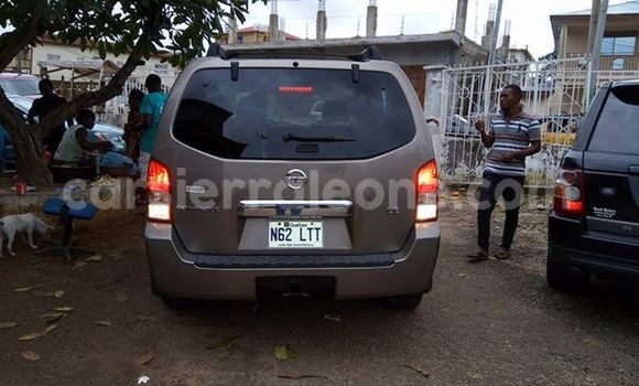 Buy Used Nissan Pathfinder Other Car in Segbwema in Kailahun
