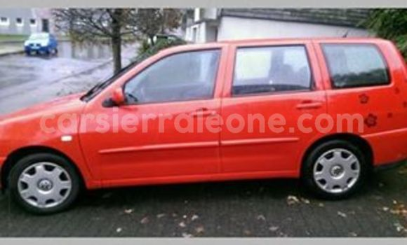 Buy New Volkswagen Polo Red Car in Freetown in Western Urban