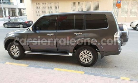 Buy New Mitsubishi Pajero Silver Car in Freetown in Western Urban