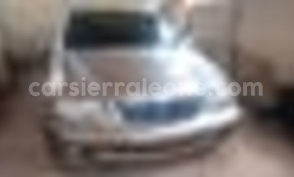 Buy Used Mercedes Benz C–Class Black Car in Freetown in Western Urban