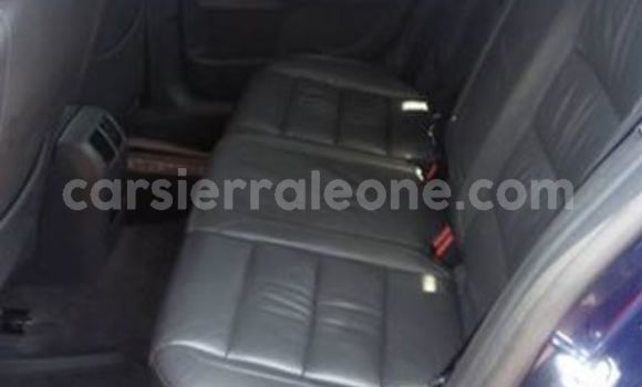Buy Used Volkswagen Bora Black Car in Magburaka in Tonkolili