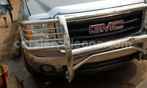 Buy Used GMC Sierra 3500 Black Car in Freetown in Western Urban