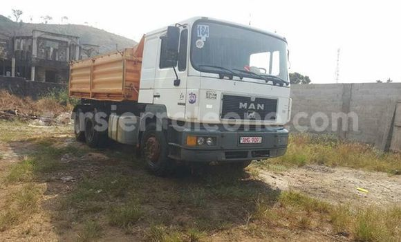 Buy Used Man 27 403 White Truck in Freetown in Western Urban