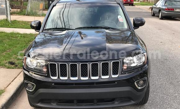 Buy Used Jeep Compass Black Car in Freetown in Western Urban