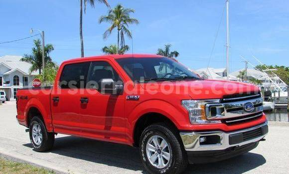 Buy Used Ford F-150 Red Car in Baiima in Bo