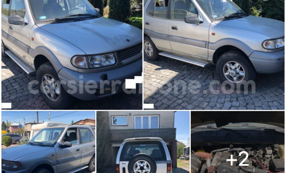 Buy Used Tata Xenon Silver Car in Freetown in Western Urban