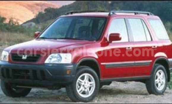 Buy Used Honda CR–V Red Car in Freetown in Western Urban
