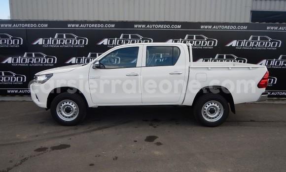 Acheter Neuf Voiture Toyota Hilux Gris à Freetown au Western Urban