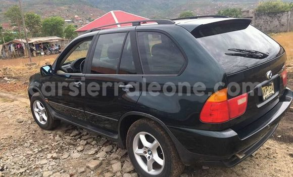 Buy Used BMW X5 Black Car in Freetown in Western Urban