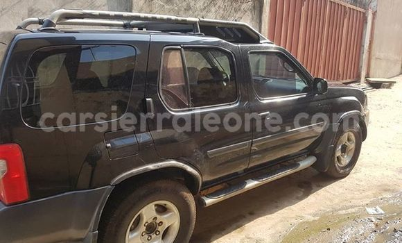 Buy Used Nissan Xterra Black Car in Freetown in Western Urban