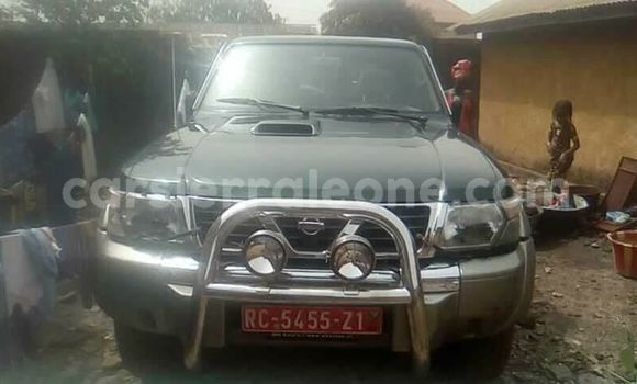 Buy Used Nissan Patrol Other Car in Freetown in Western Urban
