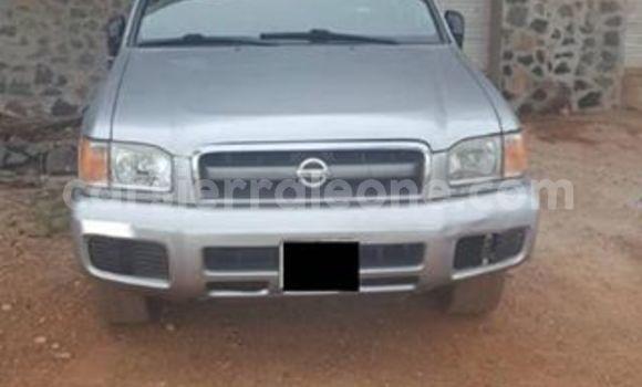 Buy Used Nissan Pathfinder Silver Car in Freetown in Western Urban