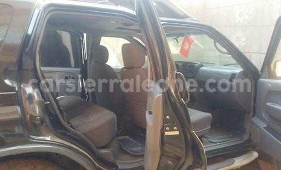 Buy Used Nissan Xterra Black Car in Freetown in Western Urban